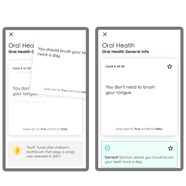 pingoo app flip cards